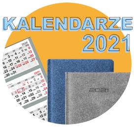Kalendarze 2021 już w sprzedaży!