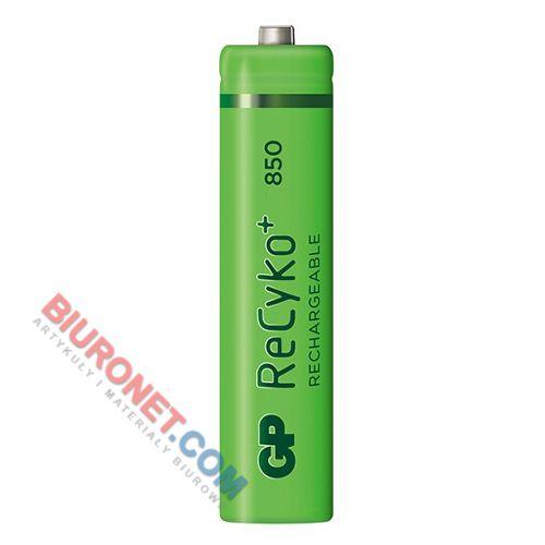 Akumulatorki GP ReCyko+ AAA 850mAh