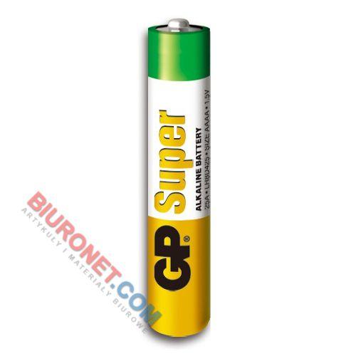 Baterie GP Super Alkaline AAAA LR8D425, alkaliczne