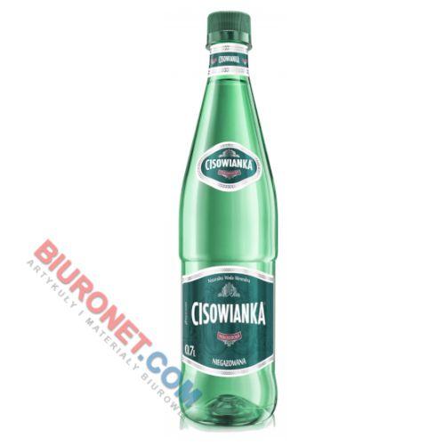 Cisowianka, woda mineralna [0,7L x 6 sztuk]
