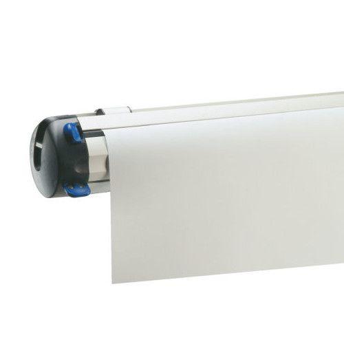 Folia flipchart Leitz Easy Flip, rolka elektrostatyczna do prezentera, biała 60 cm x 20 m