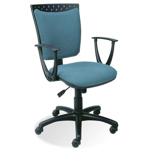 Krzesło biurowe Stillo 10 Nowy Styl, tkanina ORBAN, z machanizmem Active-1
