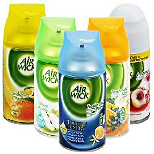 Odświeżacz automatyczny Air Wick Freshmatic, w spray'u, miks zapachów