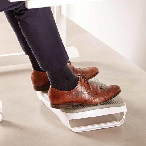 Podnóżek pod stopy Fellowes I-Spire, ergonomiczny biały