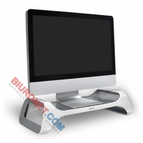 Podstawa pod monitor Fellowes I-Spire, ergonomiczna biała