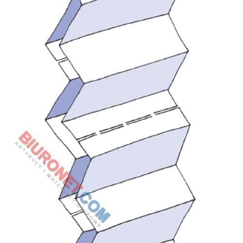Ręczniki Katrin Classic One Stop M2 34528, papierowe składane typu Z, do dozowników [2W, BI, MAK-CEL]