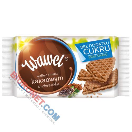 Wafle Wawel bez dodatku cukru, lekkie i cienkie