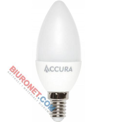 Żarówka LED Accura Premium, świeczka 5W