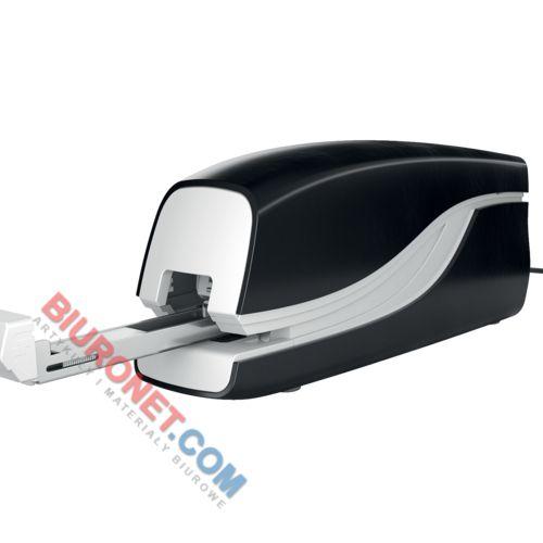 Zszywacz elektryczny Leitz NeXXt, zszywki E1 do 10 kartek, zasilanie sieciowe kolor czarny