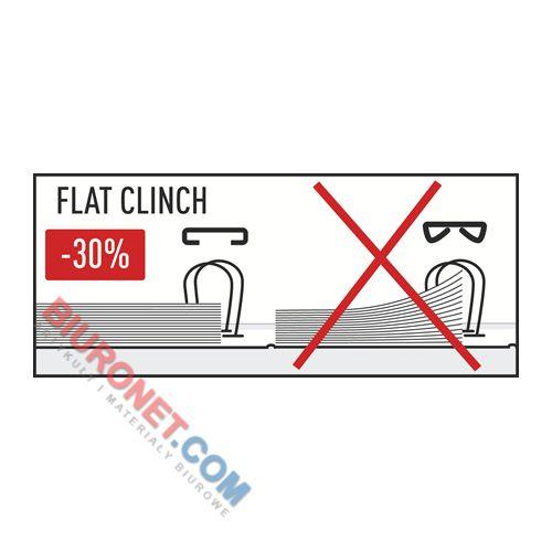 Zszywacz Leitz NeXXt Flat Clinch 5523, z systemem płaskiego zszywania, do 40 kartek