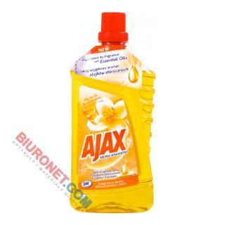 Ajax Aroma Sensention, uniwersalny płyn czyszczący z olejkami etyrycznymi, pojemność 1L