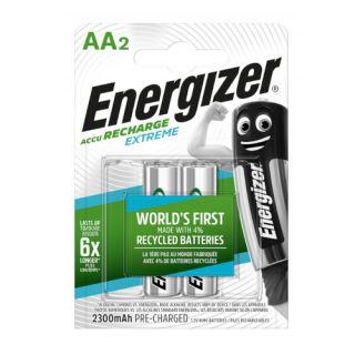 Akumulatorki Energizer Extreme AA 2300 mAh
