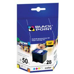 Alternatywny tusz Black Point HP C8728. 12 ml.