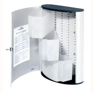 Apteczka Durable First Aid, aluminiowa szafka