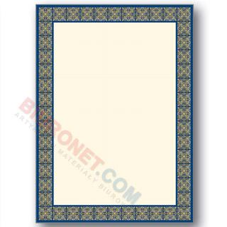 Arkusz barwny Anglia A4/100g, papier ozdobny