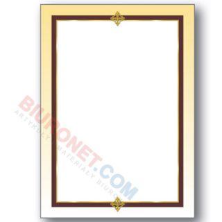 Arkusz barwny Francja A4/100g, papier ozdobny