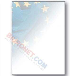 Arkusz barwny Unia A4/100g, papier ozdobny