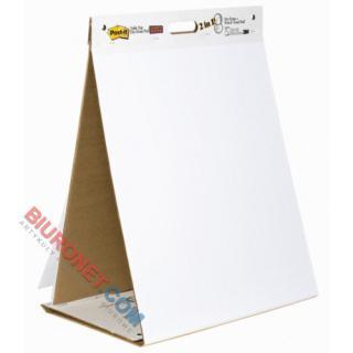 Arkusze konferencyjne Post-it na stół, samoprzylepne 58,4 x 50,8 cm
