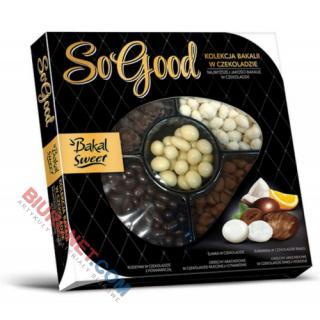 Bakal So Good, mieszanka bakalii i orzechów w czekoladzie
