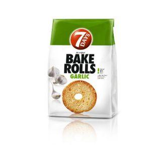 Bake Rolls, chipsy chlebowe 160g