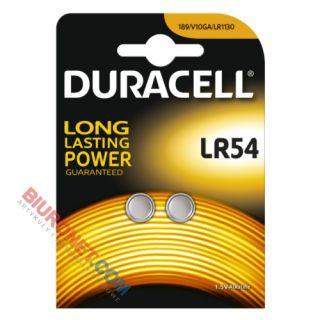 Baterie guzikowe Duracell, specjalistyczne srebrowo-cynkowa 357/303
