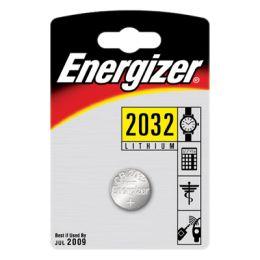 Baterie guzikowe Energizer CR 2032, alkaliczne