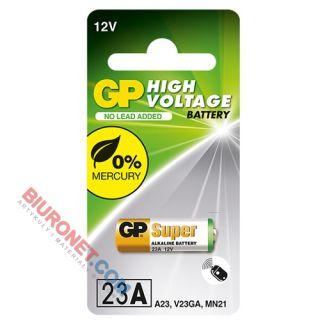 Baterie wysokonapięciowe GP High Voltage 23A MN21 12V, alkaliczne
