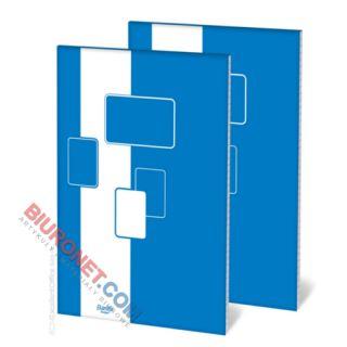 Blok biurowy Bantex Budget, notatnik 100 kartek w kratkę format A4