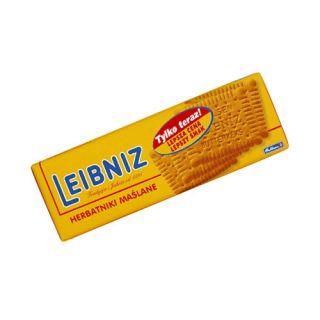 Ciastka Leibniz Bahlsen, maślane herbatniki