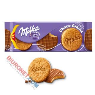 Ciastka MILKA Choco Grains, z płatkami owsianymi