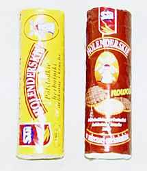 Ciastka San Holenderskie, kruche herbatniki