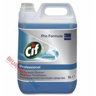 Cif Professional All Purpose Cleaner Brilliance Ocean, do wszystkich podłóg i powierzchni zmywalnych
