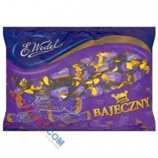 Cukierki Bajeczny Wedel, czekoladowe