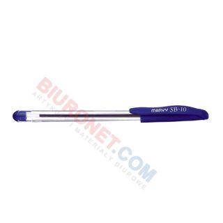 Długopis jednorazowy Marvy Uchida SB-10, ze skuwką