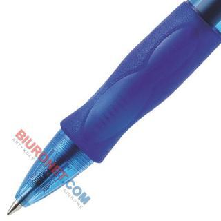 Długopis żelowy BIC Gelocity, automatyczny, końcówka 0,7 mm