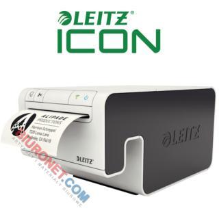 Drukarka etykiet Leitz ICON, bezprzewodowa