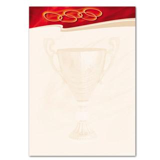 Dyplom ozdobny Sport A4/170g