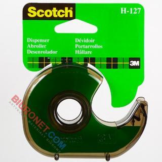 Dyspenser Scotch H-127, podajnik do taśmy o szerokości do 19mm