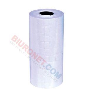 Etykiety do metkownicy 23x16mm, jednorzędowe białe. Q-CONNECT