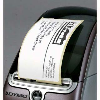 Etykiety samoprzylepne do serii drukarek Label Writer. Dymo