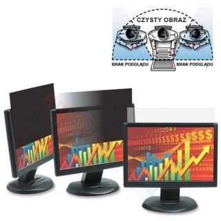 Filtr prywatyzujący 3M do monitora LED/LCD/CRT.