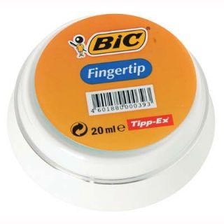 Fingertip BIC, nawilżacz do palców, maczałka glicerynowa