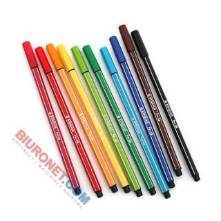 Flamastry Stabilo Pen 68