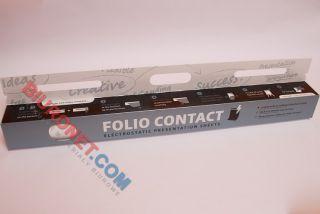 Folia flipchart Datura w dyspenserze, suchościeralna rolka elektrostatyczna, biała 60 cm x 20 m