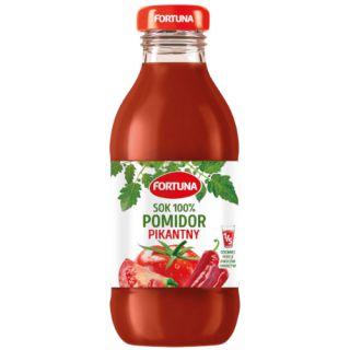 Fortuna, sok w szklanej butelce [0,33L x 15 sztuk]