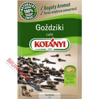 Goździki Kotanyi, całe