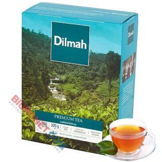 Herbata Dilmah Premium Tea, czarna cejlońska