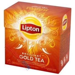 Herbata Lipton Piramidka Premium, czarna, 20 torebek
