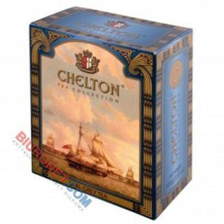 Herbata liściasta Chelton Earl Grey, czarna aromatyzowana, w pudełku