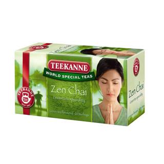 Herbata Teekanne World Special Teas, zielona, 20 torebek w kopertach